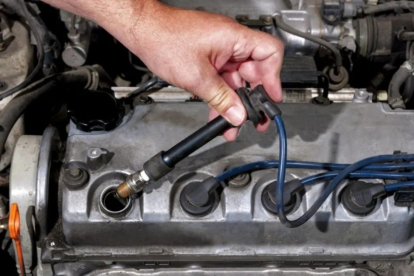 how to test spark plugs