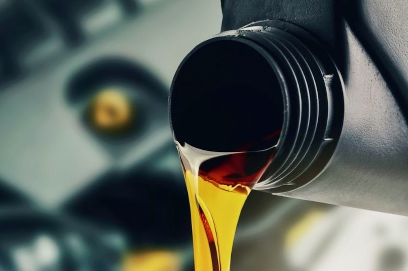 oil weight mixing
