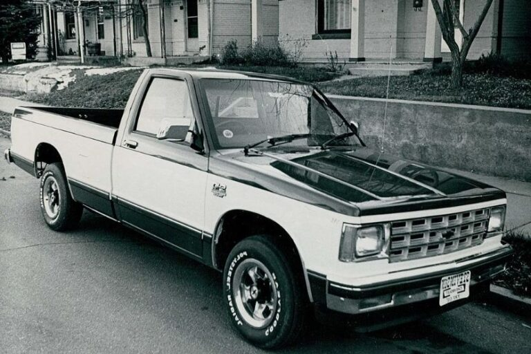 Chevy S10 Truck Specs and Review