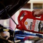 Shell Rotella Gas Truck Motor Oil Review