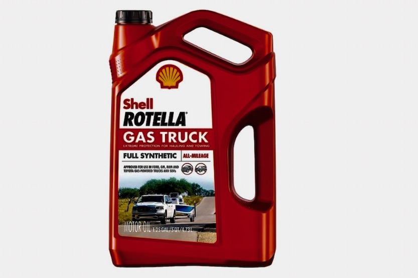 shell rotella oil review