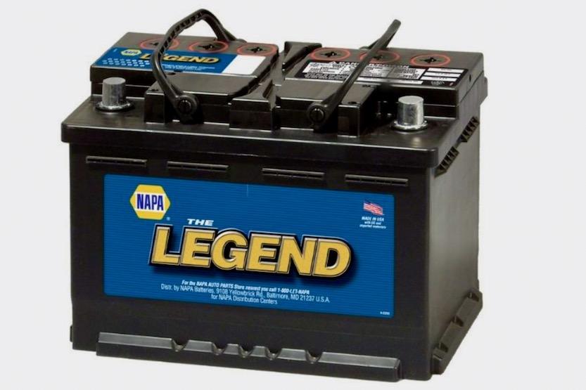 warranty napa battery