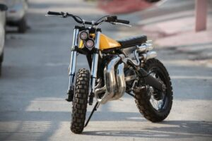 Read more about the article Yamaha RD350 Specs and Review