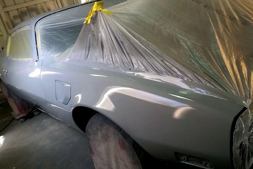 high build automotive primer
