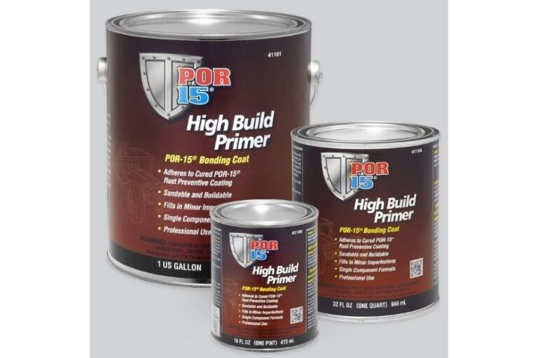 Read more about the article High Build Primer [When to Use and Best Automotive High Build Primers]