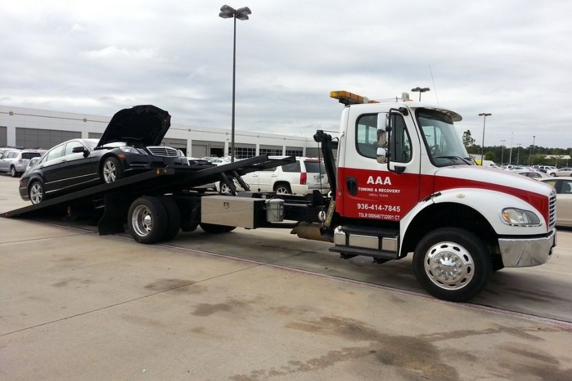 aaa towing rules