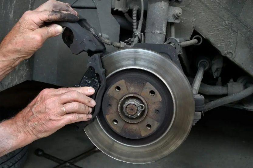 brake grinding noise