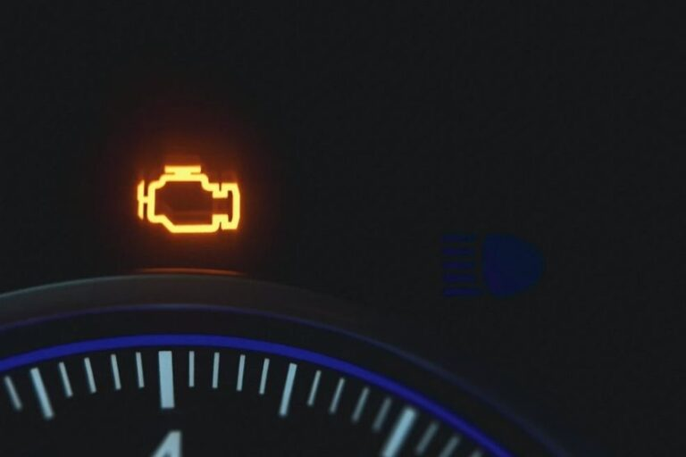 Read more about the article Check Engine Light On and Off Intermittently [Causes and Fixes]