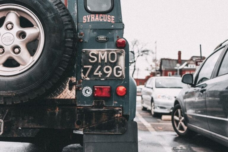 Read more about the article Find License Plate Number [By VIN and Other Methods]
