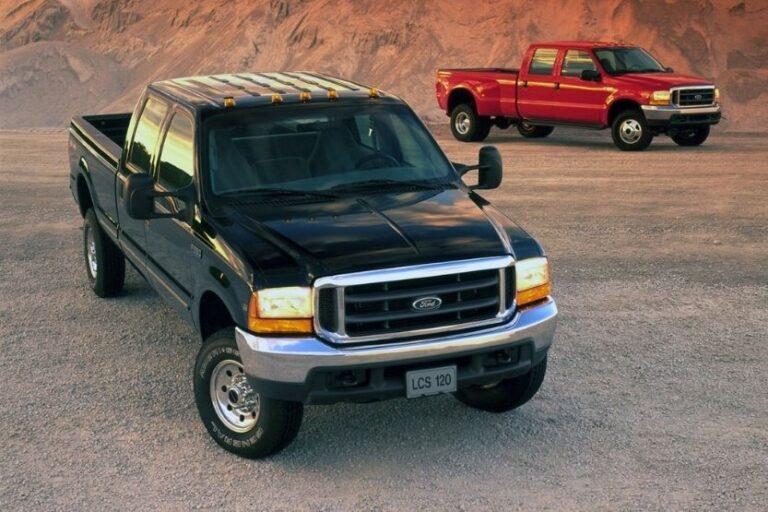 Read more about the article Ford V10 Life Expectancy [How Many Miles Will It Last?]