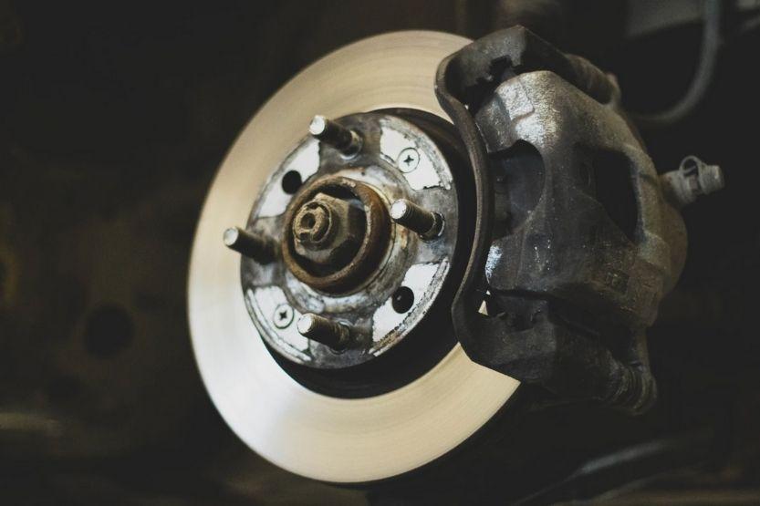 grinding noise when braking