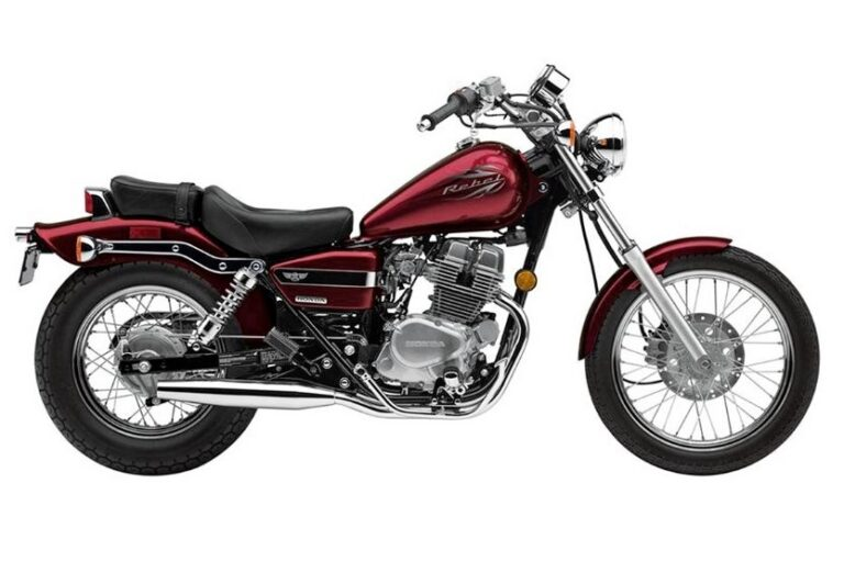 Read more about the article Honda Rebel 250 Specs and Review