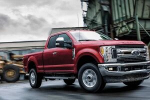 Read more about the article How Much Does a Pickup Truck Weigh?