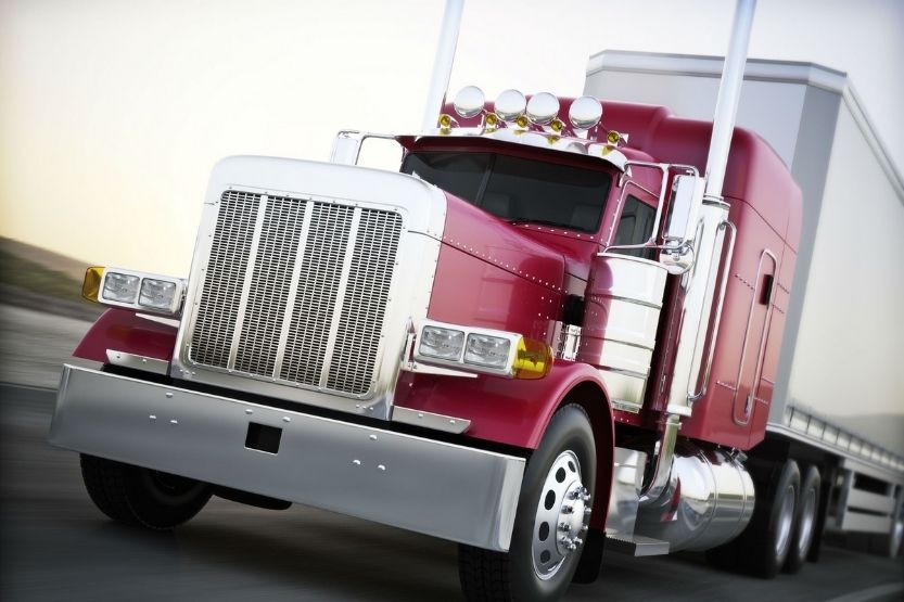 how much does a semi truck weigh without trailer