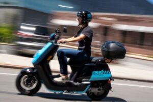 Read more about the article Moped Vs Scooter [What Are the Differences Between Them?]