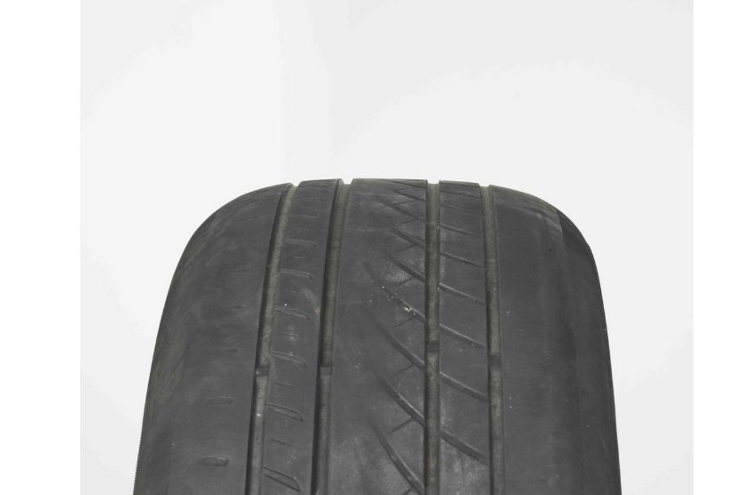 One-sided Tire Wear on the Shoulders