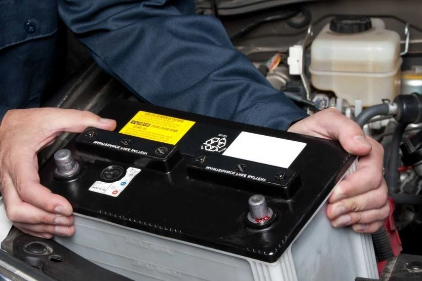 recondition a car battery