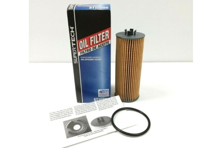 Read more about the article SuperTech Oil Filter Review [Who Makes Them? Are They Good?]