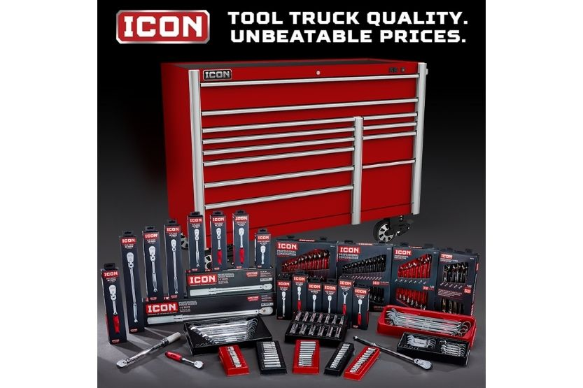 where are icon tools made