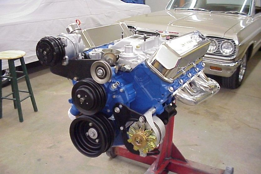 460 ford engine