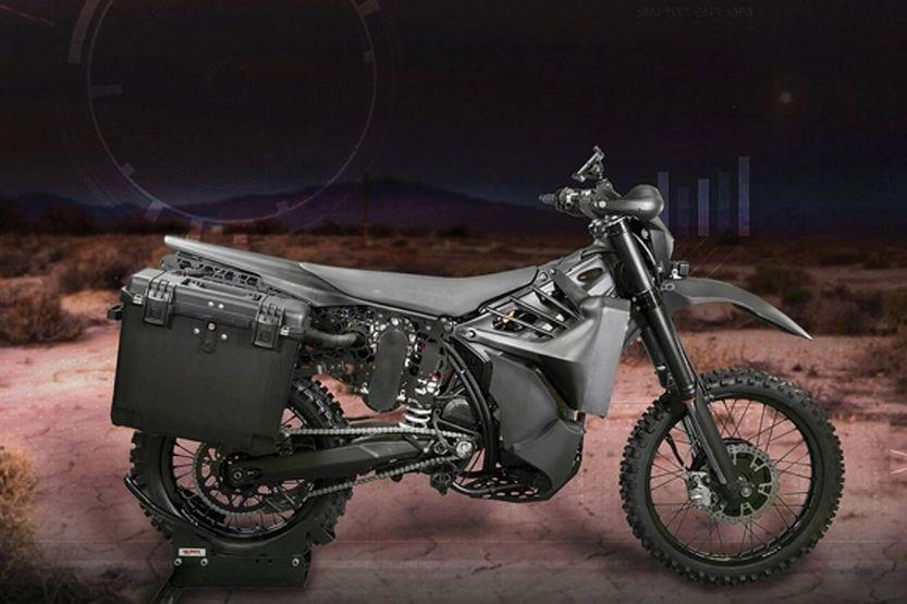 bike motorcycle hybrid