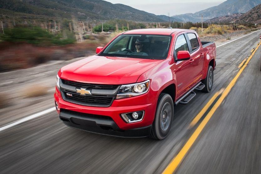 Chevrolet Colorado Z71 Specs and Reviews