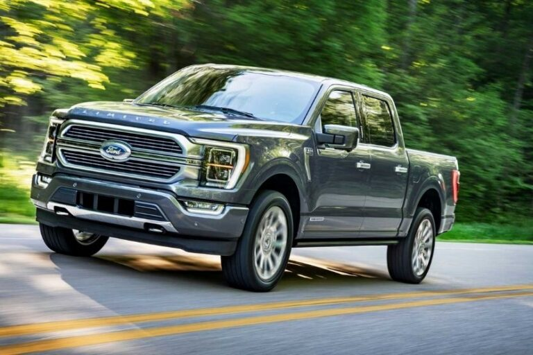Read more about the article How Much Does a Ford F150 Weigh? [F150 Weight]