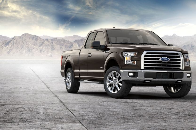 ford f150 weight