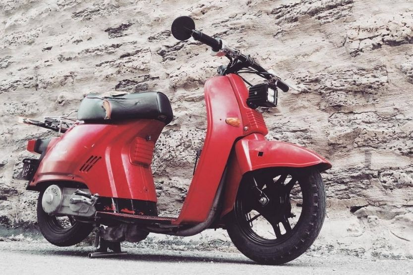 honda spree scooter