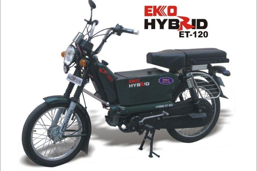 hybrid motorcycles
