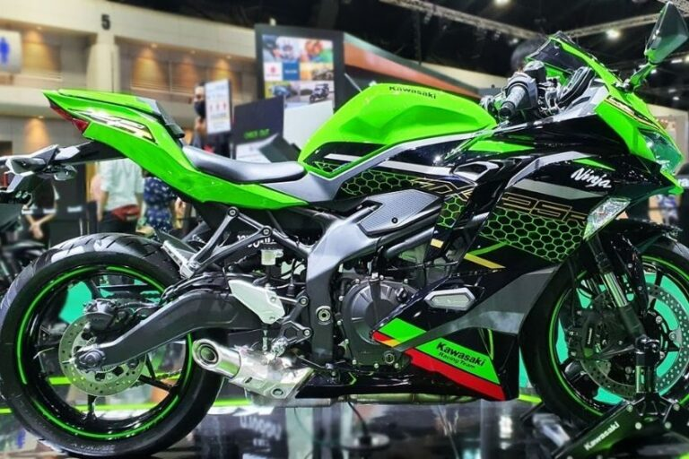 Read more about the article Kawasaki ZX25R Specs and Review