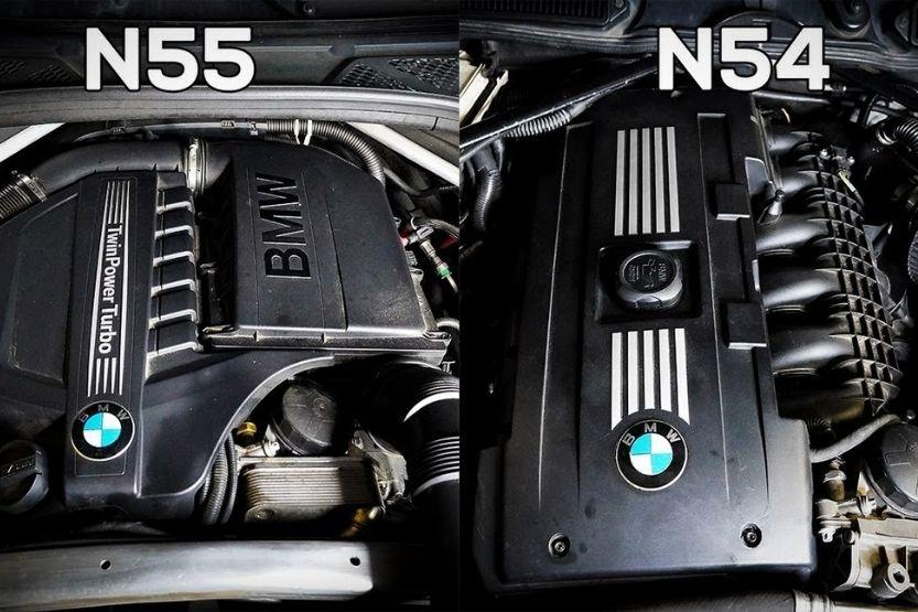 n55 vs n54