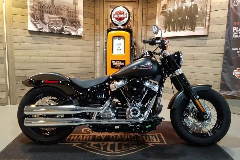 Harley Davidson Softail Slim Specs and Review