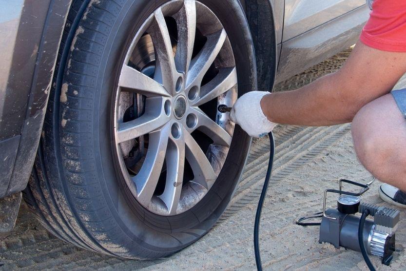 tire pressure light on when tires are fine