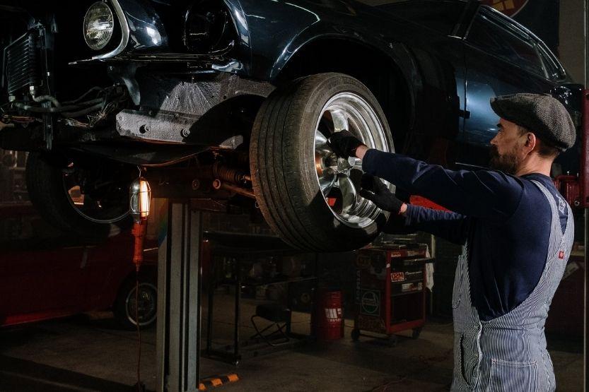 walmart tire rotation cost