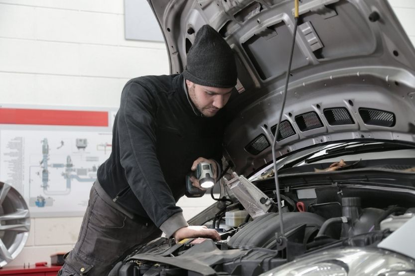 How much does a vehicle inspection cost in Texas