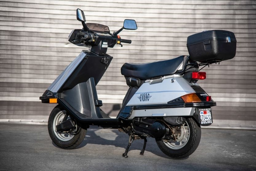 honda elite 80 scooter