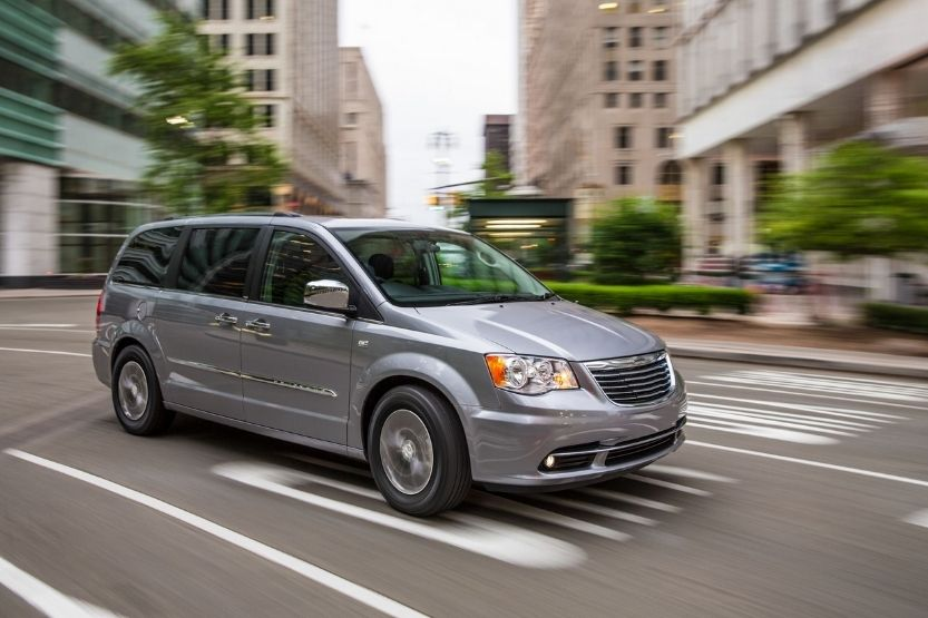 Minivans with Stowable Seats