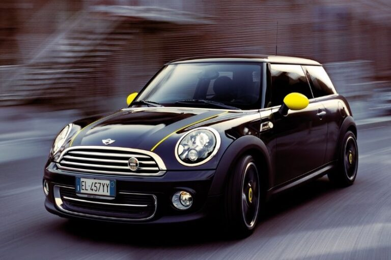Read more about the article Mini Cooper Years to Avoid